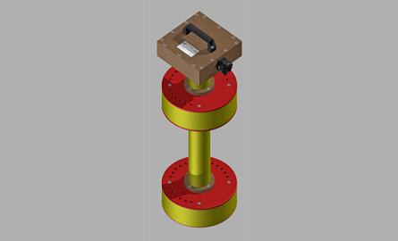 Chauffage inductif pour roulements, support de machine et moyeu de rotor