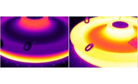 Induktive Erwärmung Radsatzlager, Radsatzwellen, Radsatzmontage